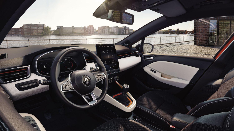 Renault Clio interiér, výhodne, lacno, v dobrej výbave
