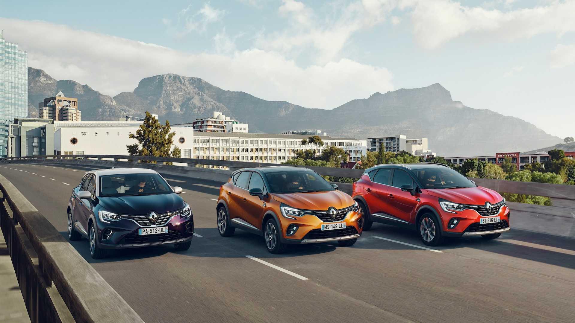 Renault Captur, bez kompromisov