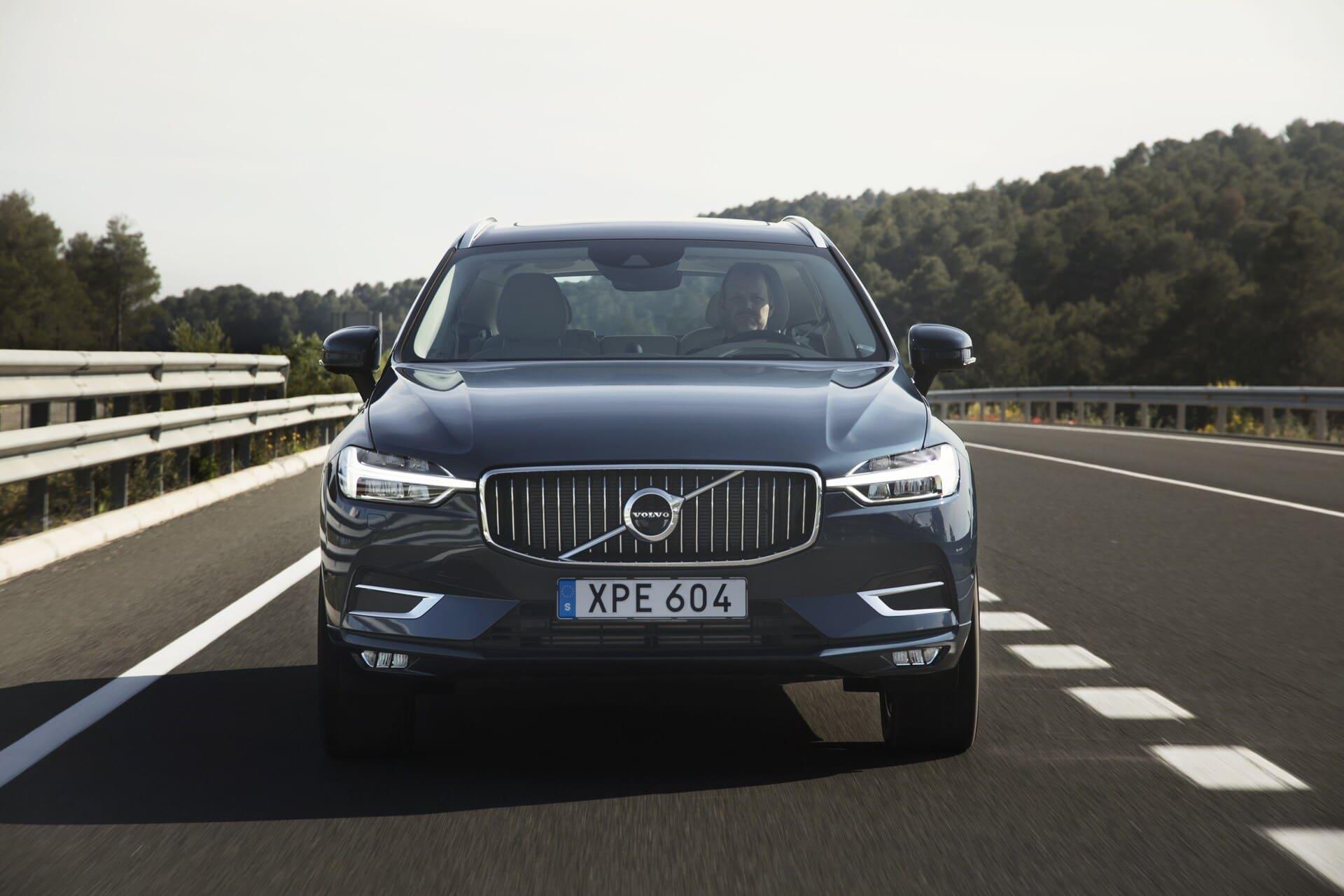 Volvo XC60 spredu, výhodne
