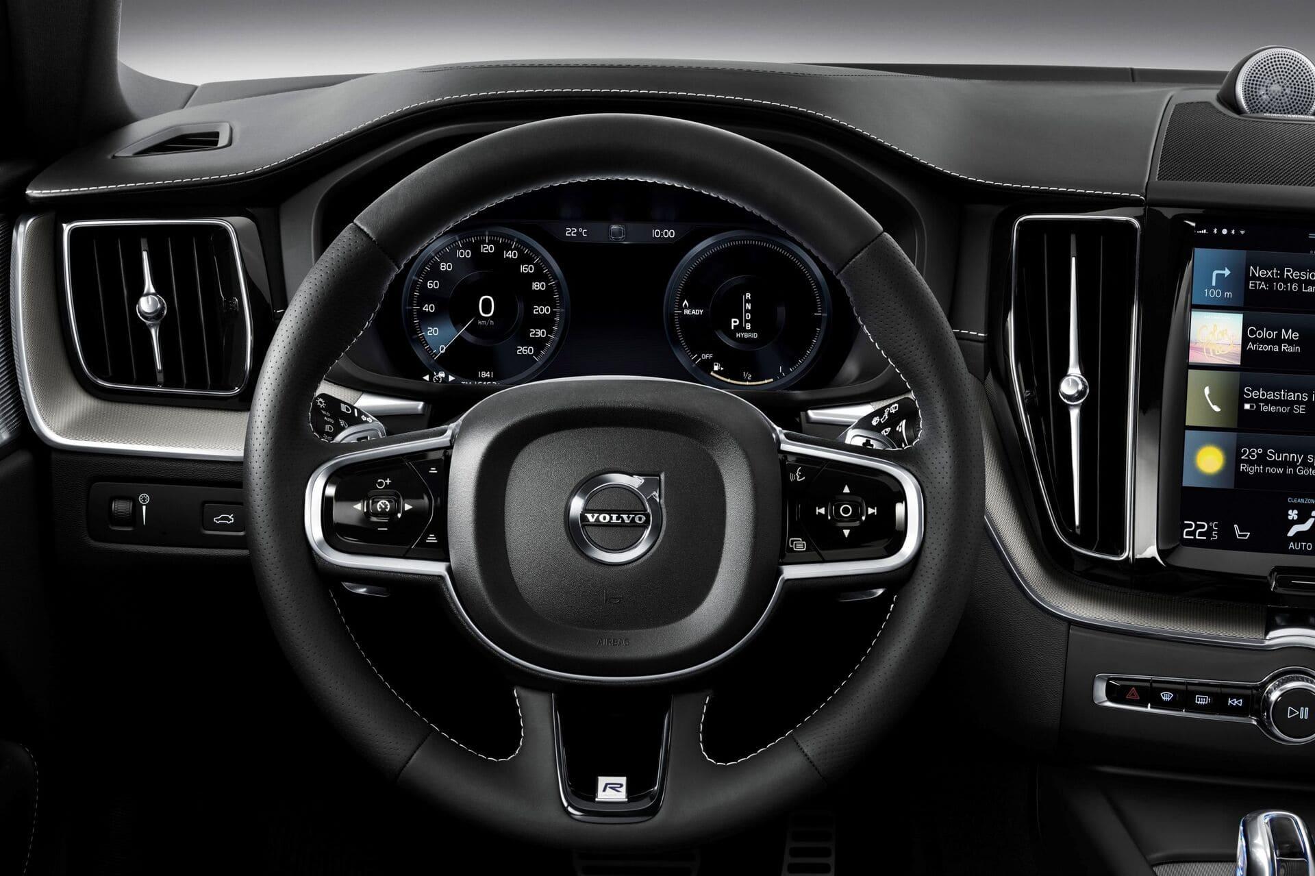 Volvo XC60 palubná doska, maxirent, najnižšia cena