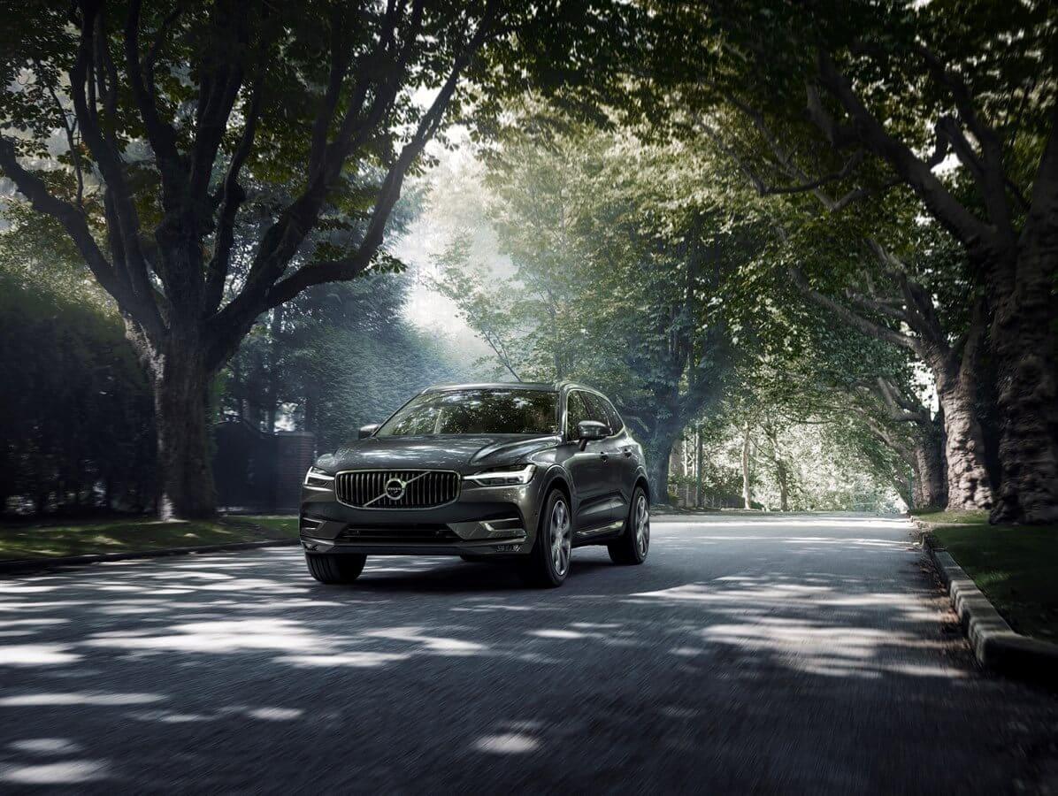 Volvo XC60 v čiernej farbe, najnižšia cena