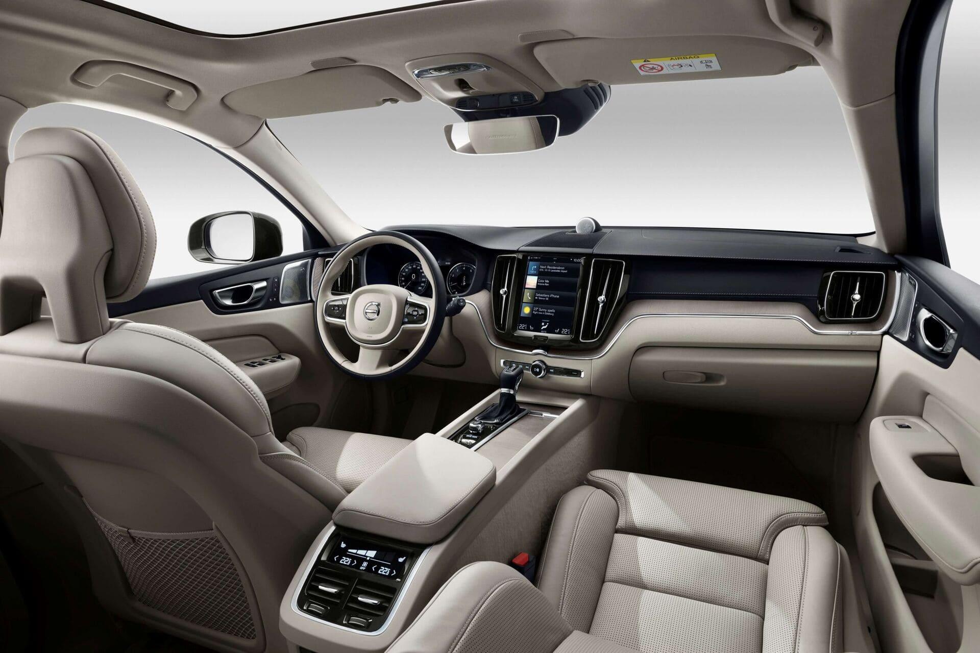 Volvo XC60 výhodne, Avis Maxirent, dlhodobý prenájom Volvo